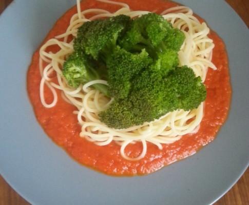 Sos pomidorowy II
